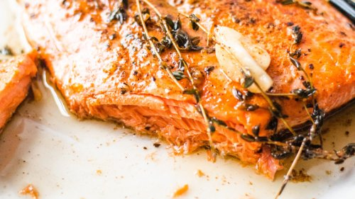 Mashed Recipe: Gordon Ramsay's Salmon Recipe
