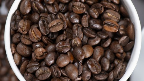 The Real Reason Some Coffee Beans Are Shiny