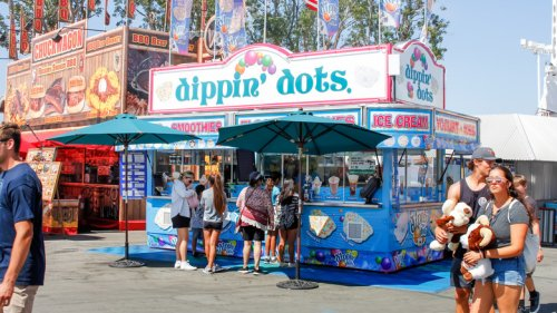 The Dippin' Dots Personality Quiz You Never Knew Existed