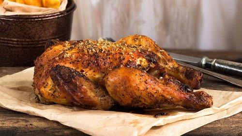 The Cooking Technique That Will Get You A Perfect Roast Chicken