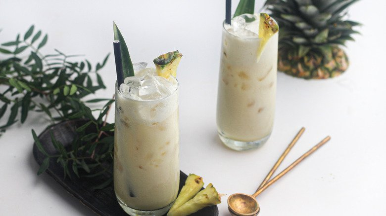 Refreshing Coconut Cream Mocktail Is Just As Good Without Liquor