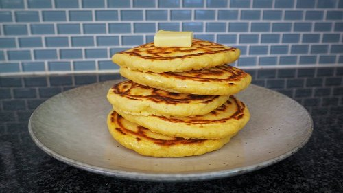 3-Ingredient Pancakes You'll Want To Make Every Morning