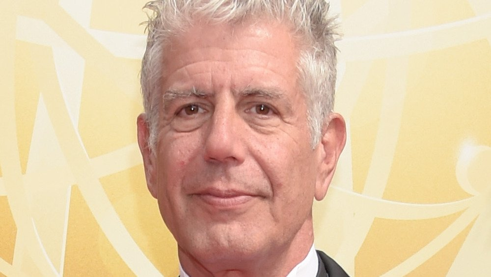 The Popular Fast Food Anthony Bourdain Refused To Eat Again