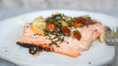 The Easiest Grilled Salmon Recipe You've Ever Tried
