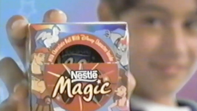 It's Obvious Why Nestle Magic Balls Disappeared