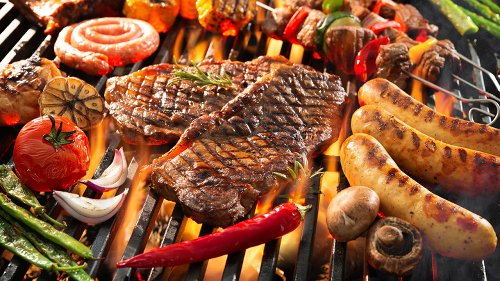 The Real Difference Between Gas Grills And Charcoal Grills