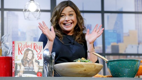 How Rachael Ray Truly Feels About Herself As A Cook