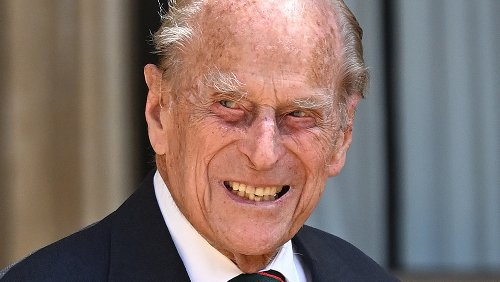 Here's What Prince Philip Would Eat In A Day