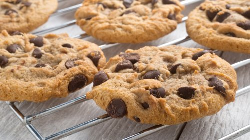 The Secret Ingredient You Should Be Using In Your Chocolate Chip Cookies