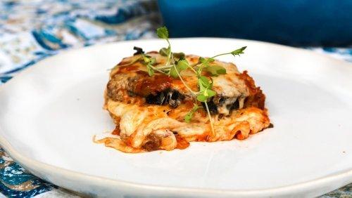 Mashed Recipe: Eggplant Parmesan Recipe