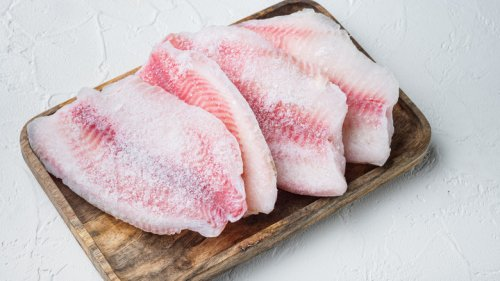 This Is The Best Way To Defrost Fish