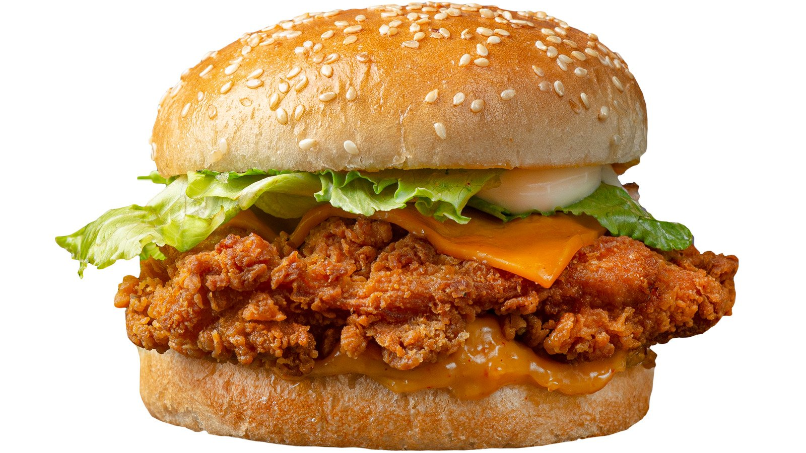 Fast Food Spicy Chicken Sandwiches Ranked From Worst To Best