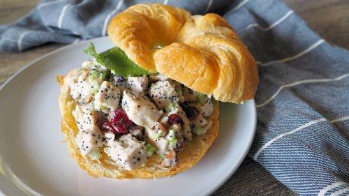 Mashed Recipe: The Trader Joe's Copycat Chicken Salad Recipe You'll Wish You Knew Sooner