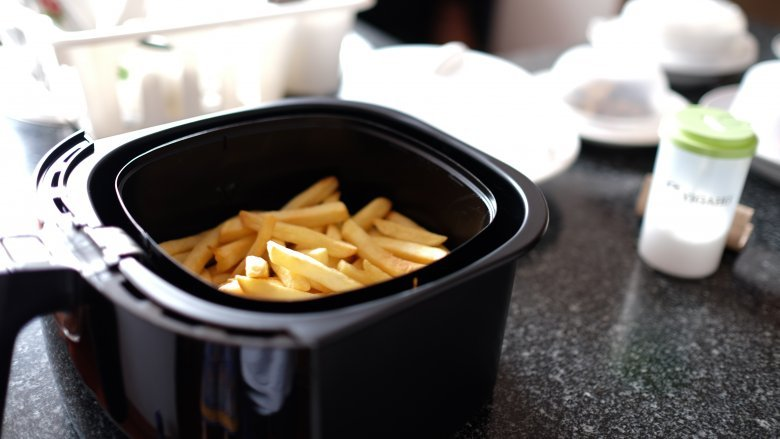 Air Fryer Mistakes That Are Ruining Your Food
