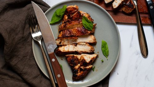 The Best Blackened Chicken Recipe You've Ever Tried