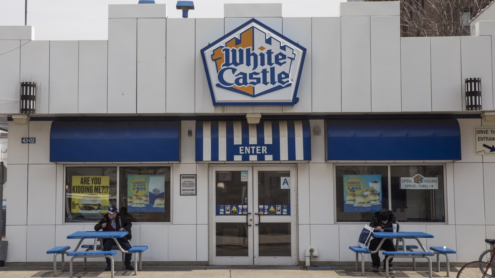 The Untold Truth Of White Castle's Breakfast Menu