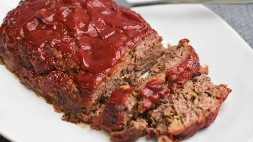 Ina Garten's Meatloaf With A Twist