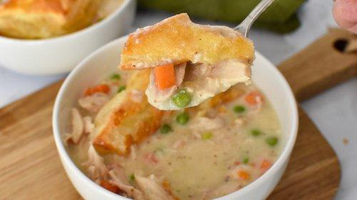 Mashed Recipe: 30-Minute Chicken Pot Pie Recipe
