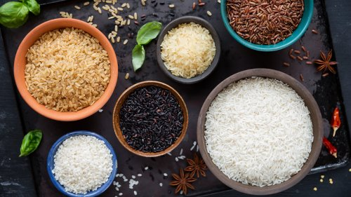 The Most Nutritious Type Of Rice Might Surprise You