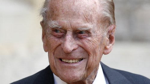 How A Late Night Snack Got Prince Philip Confused For A Gardener