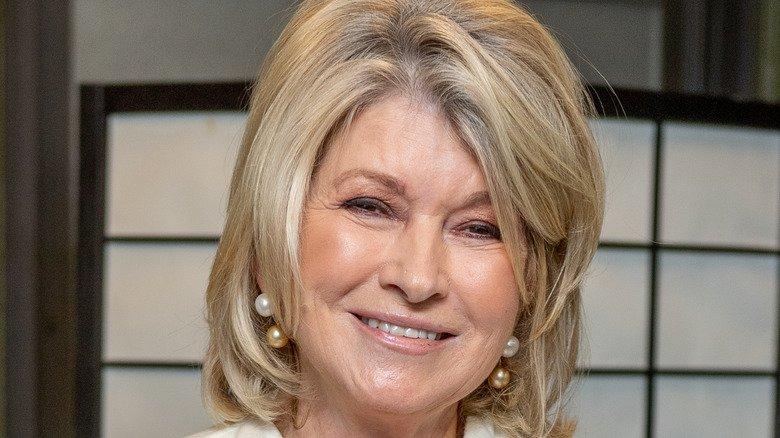 The Truth About Martha Stewart's Rocky Food Network Start