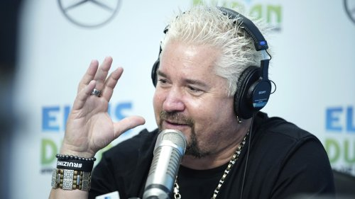 Why Guy Fieri Was Sued By His Business Partner Over Johnny Garlic's