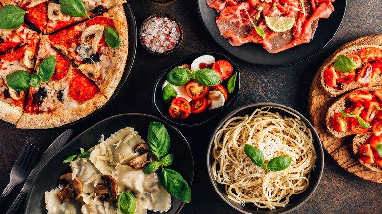 We Tried 15 Italian Chain Restaurants. Here's The Best One
