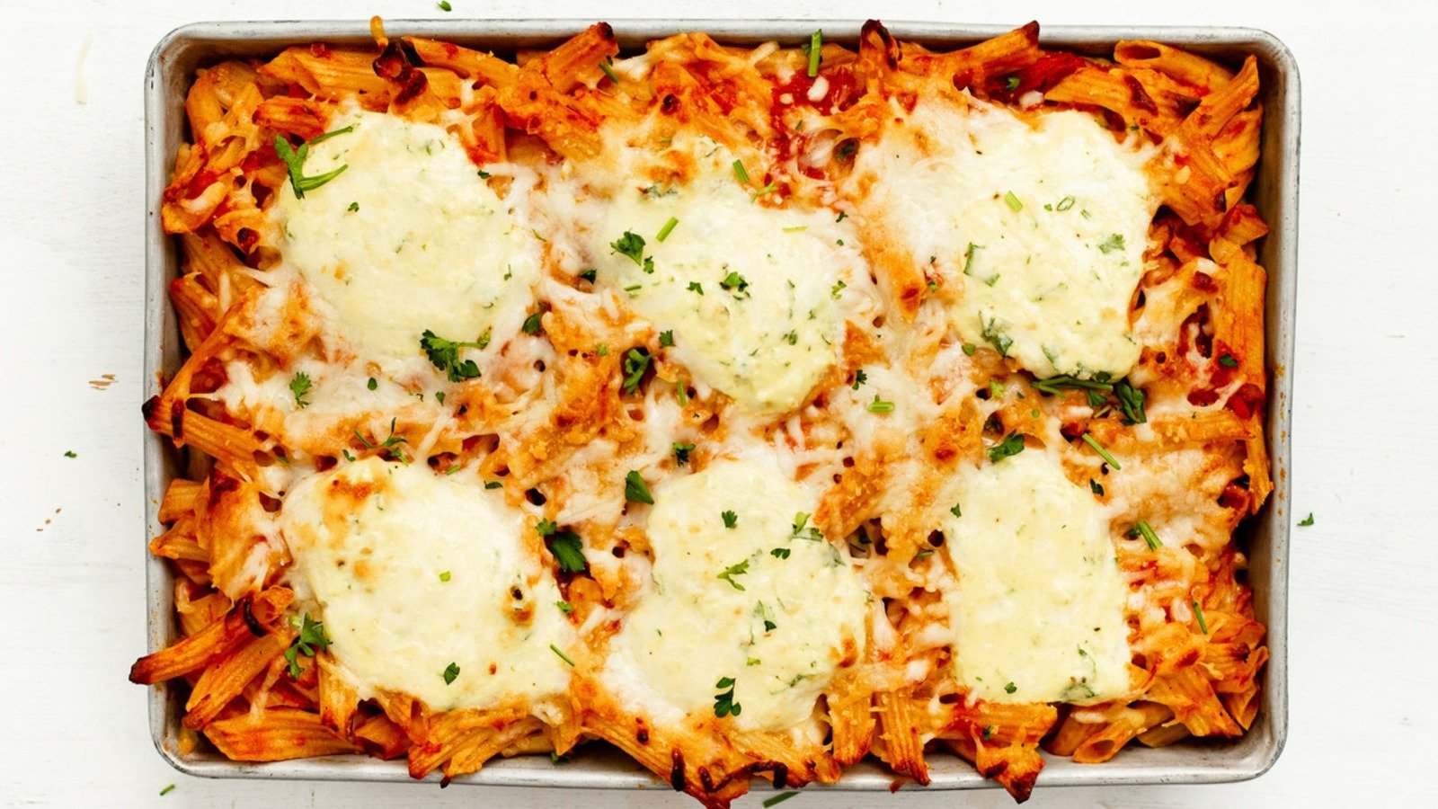 The Baked Ziti Recipe Your Whole Family Will Beg For