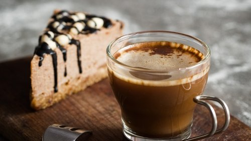 Why You Should Mix Coffee Into Your Chocolate Cake Or Brownie Batter