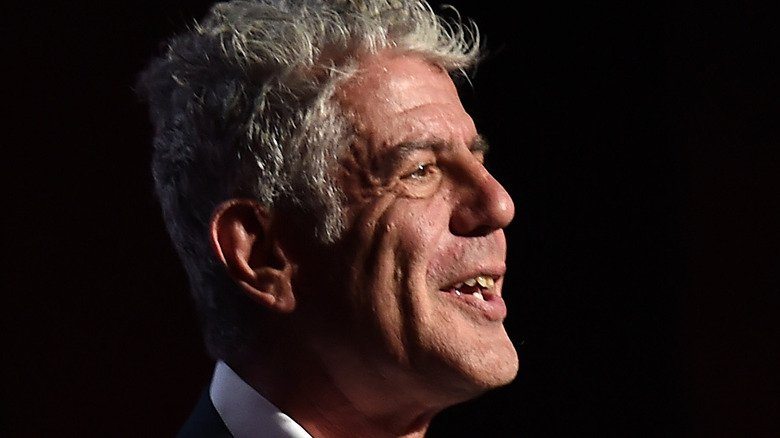 The Transformation Of Anthony Bourdain Is Head-Turning