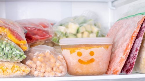 The Surprising Frozen Food One Dietitian Says Is The Best To Buy At The Store