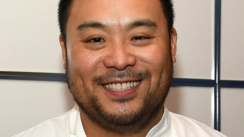 David Chang's Massive Joke Sandwich Is Now One Of His Favorites