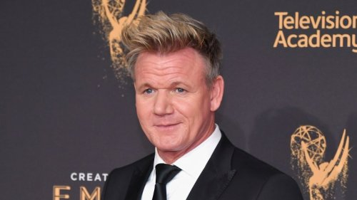 You'd Be Surprised To Learn This Is What Gordon Ramsay Really Eats