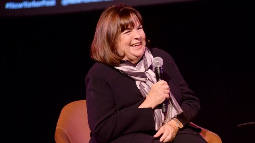 Here's What Ina Garten Did Before Becoming A Professional Cook