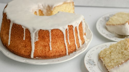 Tea Time Just Got An Upgrade With This Flavorful Cake Recipe