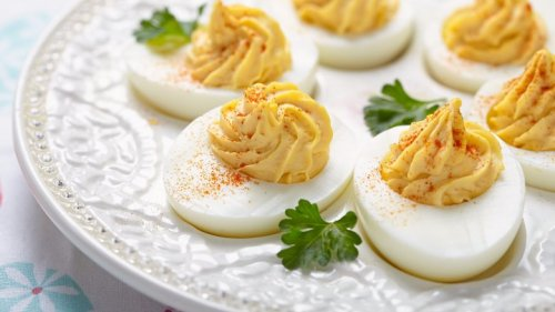 The Secret Ingredient You Should Be Using in Your Deviled Eggs