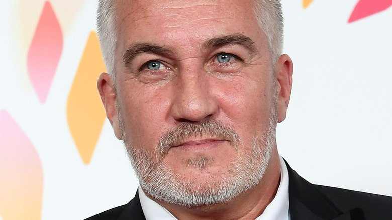 What The Great British Bake Off Never Told You About Paul Hollywood - cover