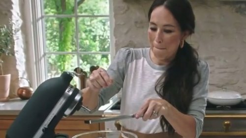 The Reason People Are Criticizing Joanna Gaines' Cooking Show