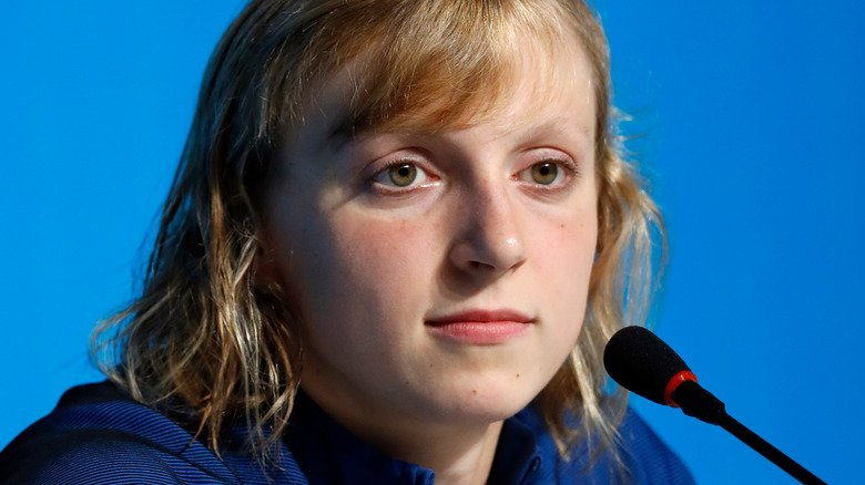 What Olympic Swimmer Katie Ledecky Eats To Power Up On Race Day