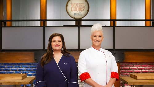 What The Cameras Don't Show You On Worst Cooks In America