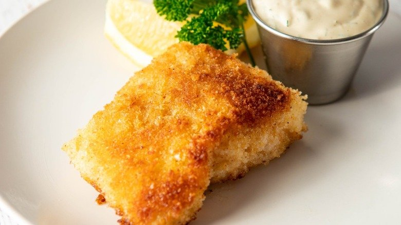 A Breaded Cod Recipe That Makes Fish Night Oh-So Tasty