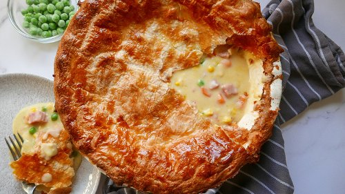 Hearty And Easy Ham Pot Pie Recipe Packs A Major Flavor Punch