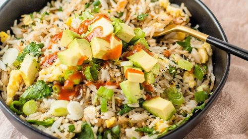 Quick Breakfast Fried Rice Recipe Is The Best Start To Your Day