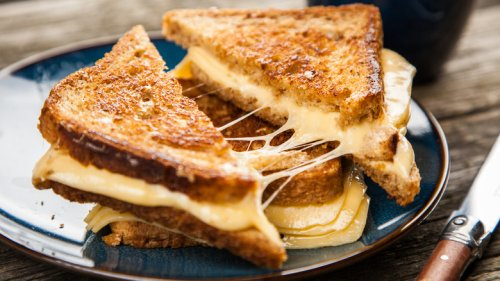 The Secret To The Best Grilled Cheese, According To Chef Jernard Wells – Exclusive