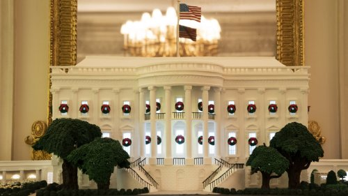 The One Thing The White House Pastry Chef Must Make Every Year