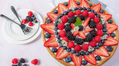 Scrumptious Mother's Day Desserts To Make For Mom This Year