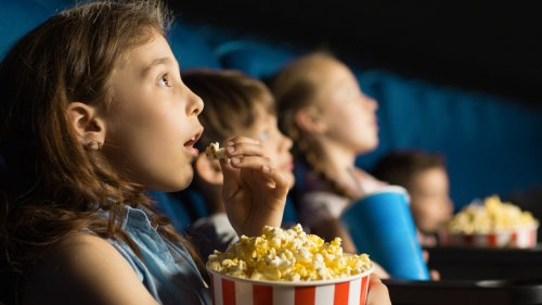 The Real Reason Most Movie Theater Popcorn Is Actually Vegan