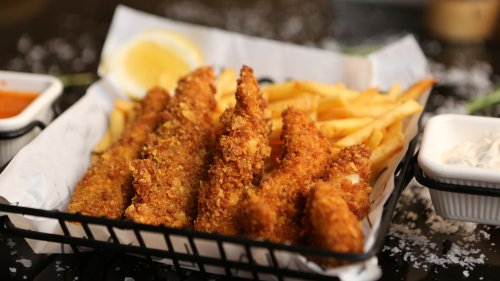 Fast Food Chicken Tenders Ranked From Worst To First