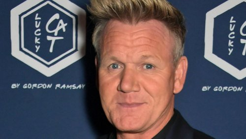The Real Reason Gordon Ramsay Started An American Version Of Hell's Kitchen