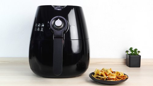 You Should Be Cleaning Your Air Fryer More Often Than You Think
